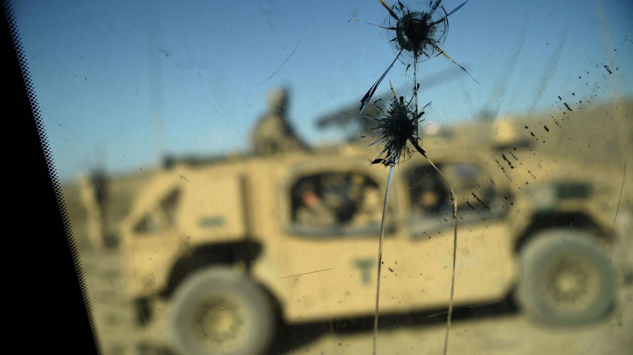 Russischer Geheimdienst: Russland soll Taliban-Attacken auf Nato-Soldaten unterstützen