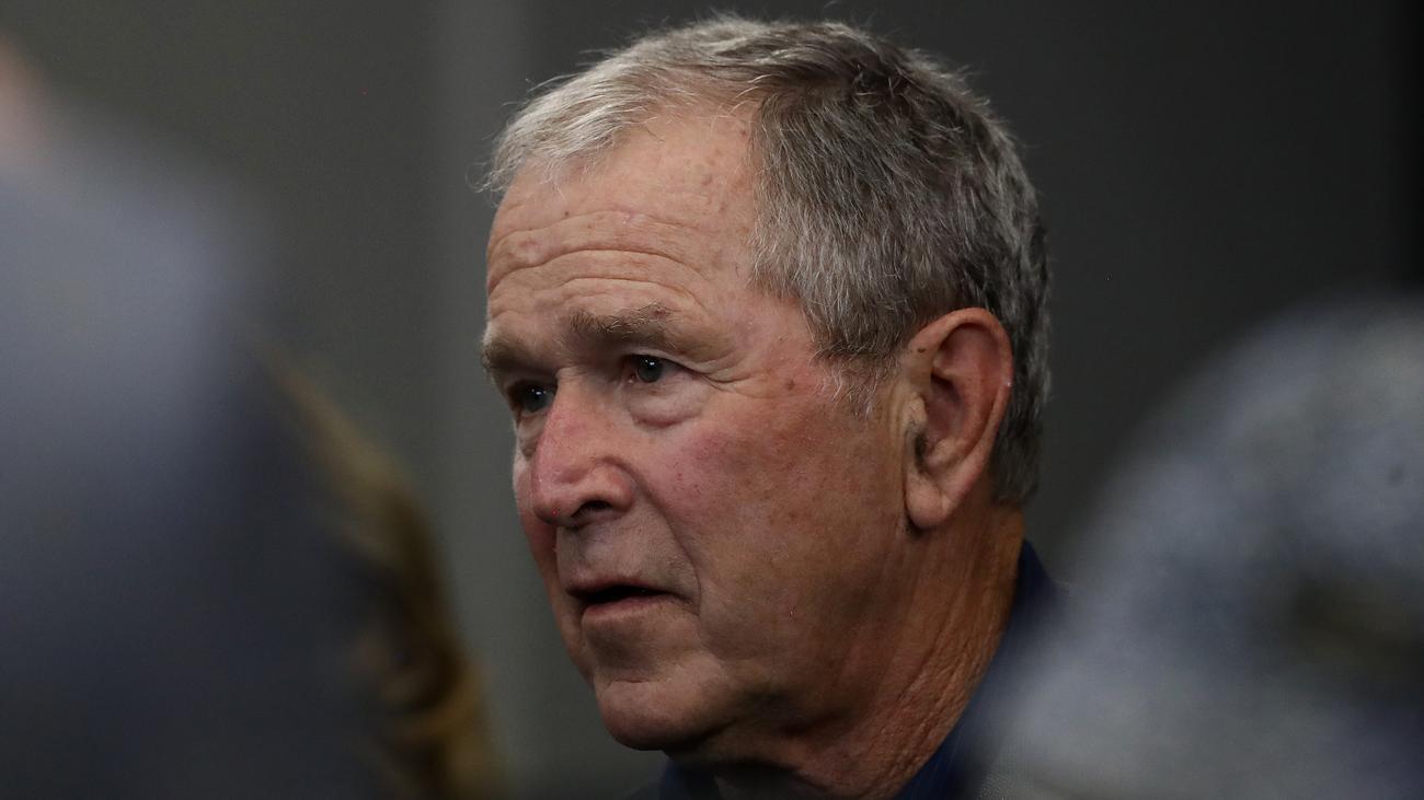 """Tod von George Floyd: George W. Bush kritisiert """"systemischen Rassismus"""" in den USA"""