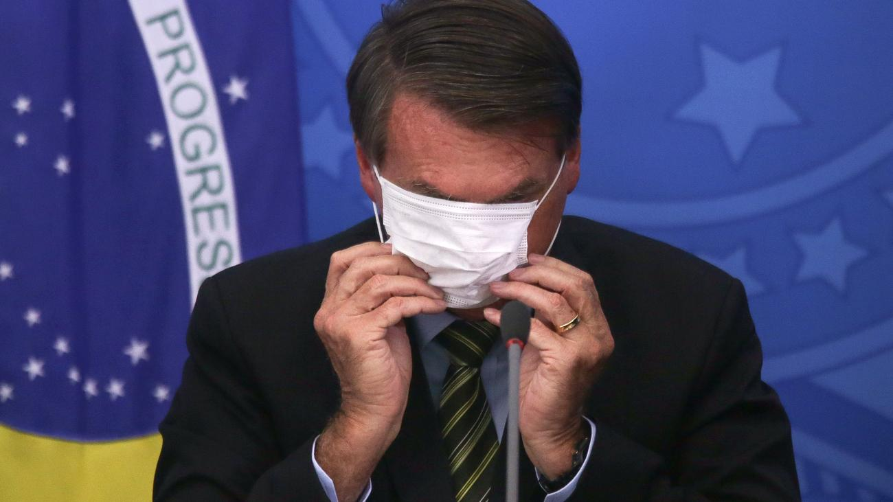 Weltgesundheitsorganisation: Jair Bolsonaro droht Rückzug aus WHO an