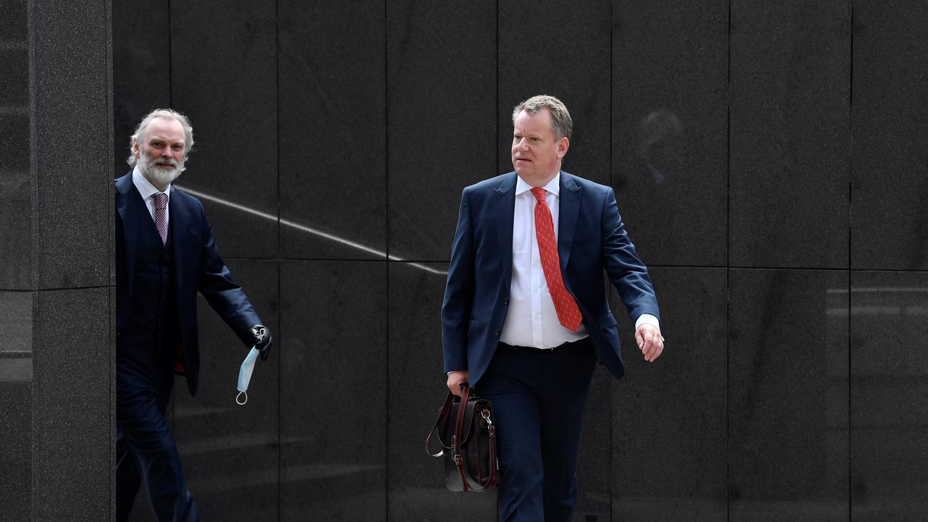 Brexit-Verhandlungsrunde vorzeitig abgebrochen