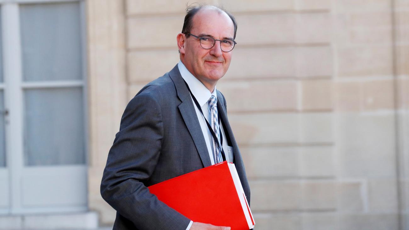 Macron ernennt Jean Castex zum neuen Regierungschef