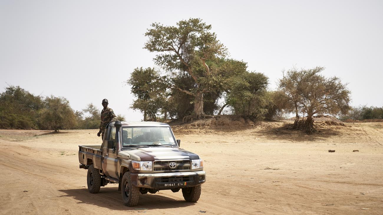 Sieben Soldaten bei Ermittlung von Massakern in Mali getötet