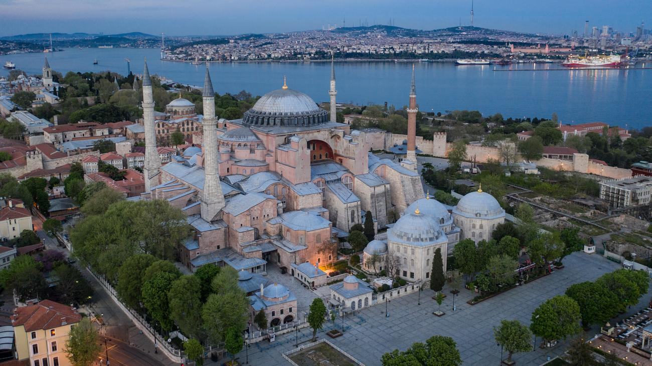 Unesco warnt Türkei vor Umbau der Hagia Sophia