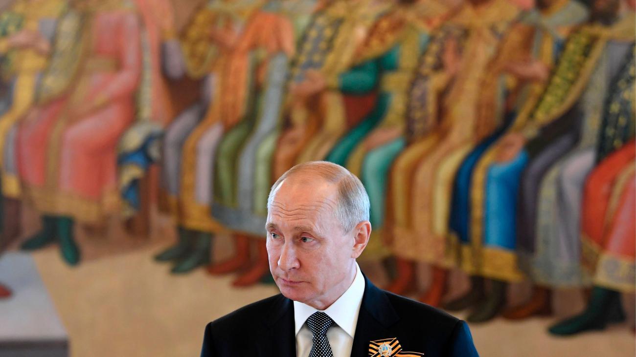 Bis 2036 bleibt es Putins Russland