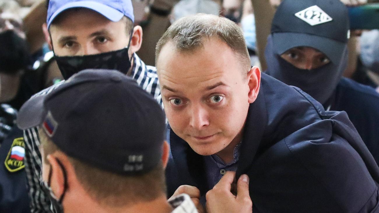 Geheimdienst verhaftet früheren Journalisten wegen Spionagevorwurf