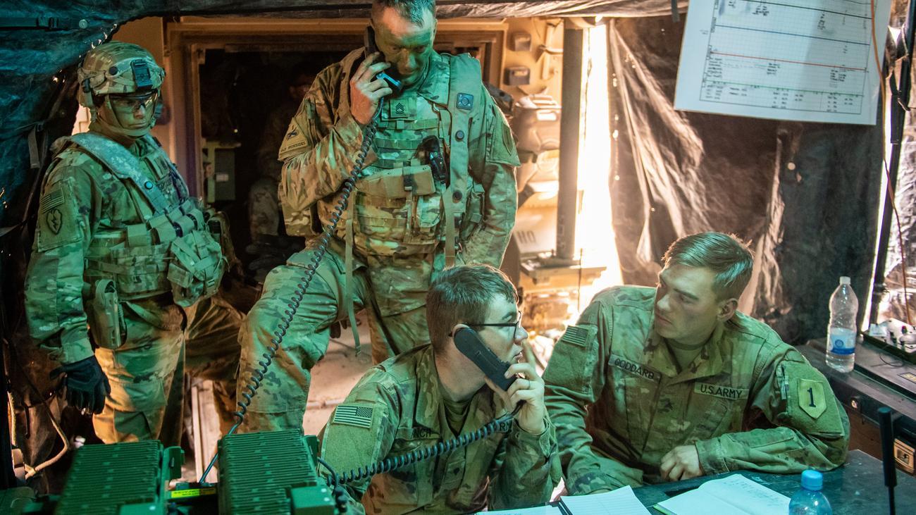Usa Soldaten In Deutschland