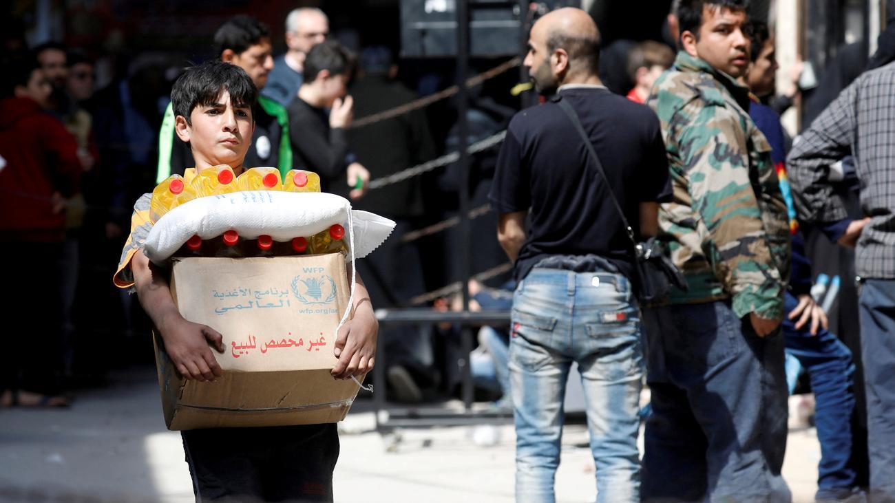 UN-Sicherheitsrat verlängert Hilfe für Syrien