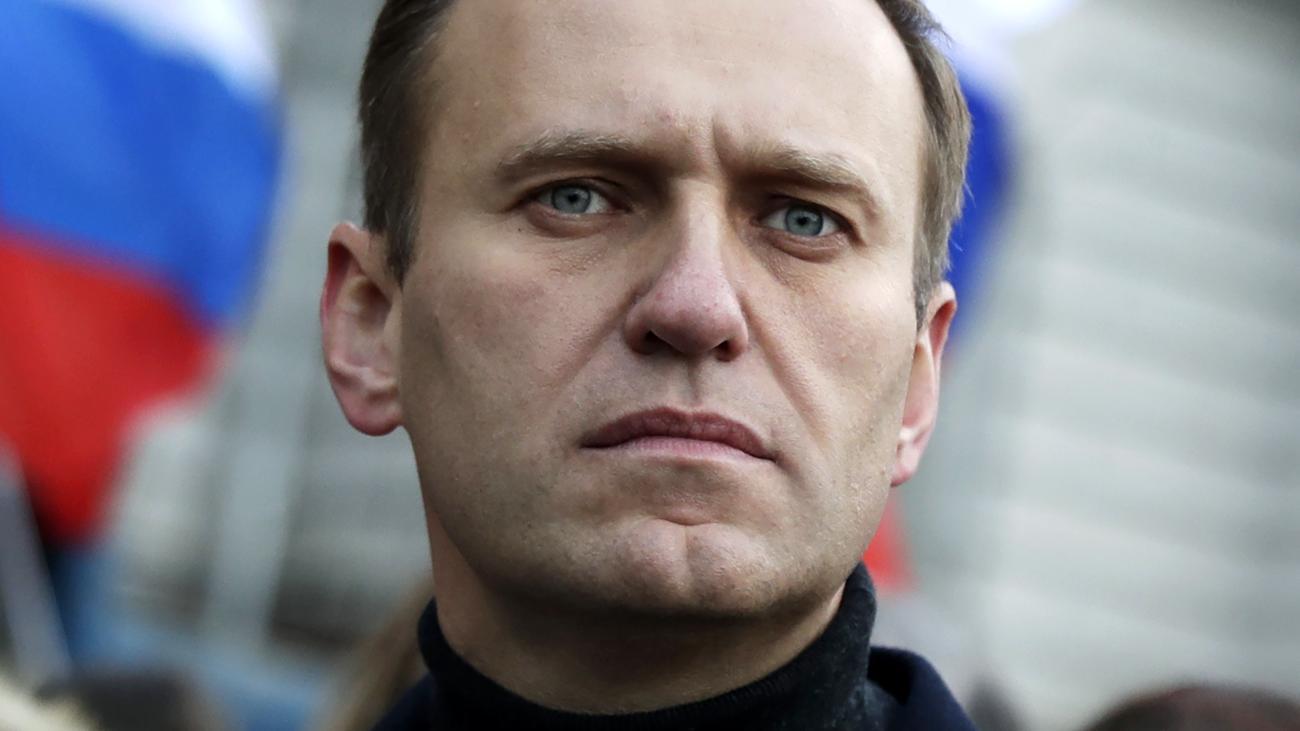 Nawalny Vergiftet