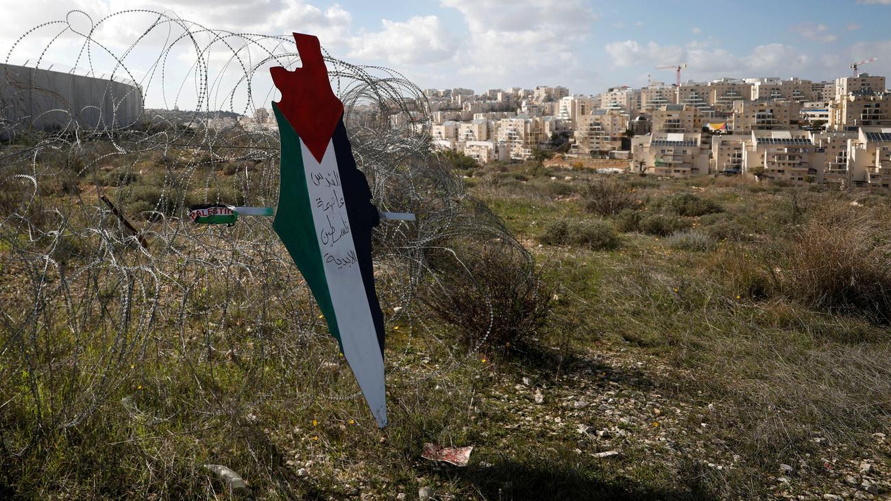 Palästinenser berufen Botschafter aus Emiraten ab