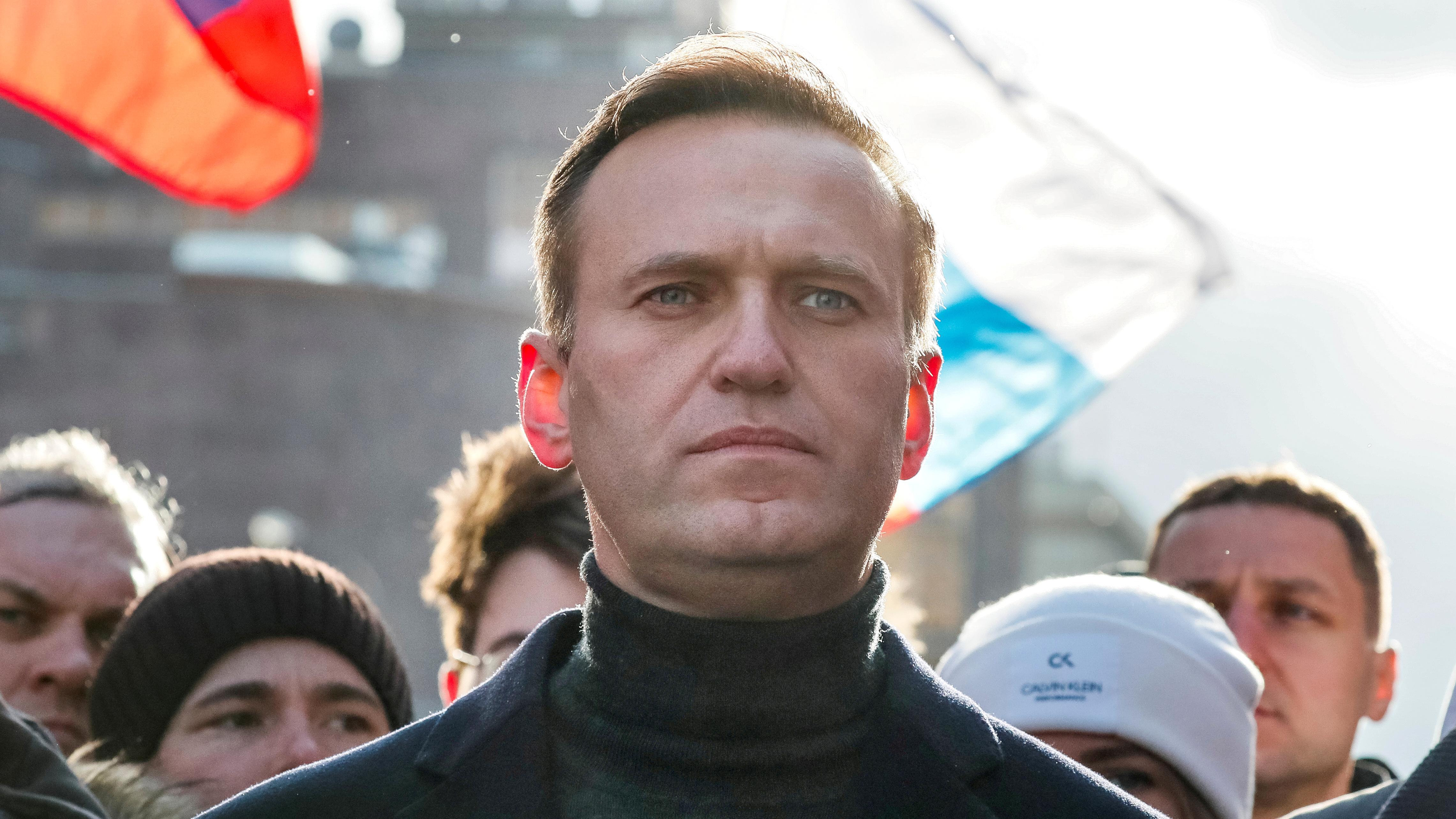 Alexej Nawalny Alexei Navalny
