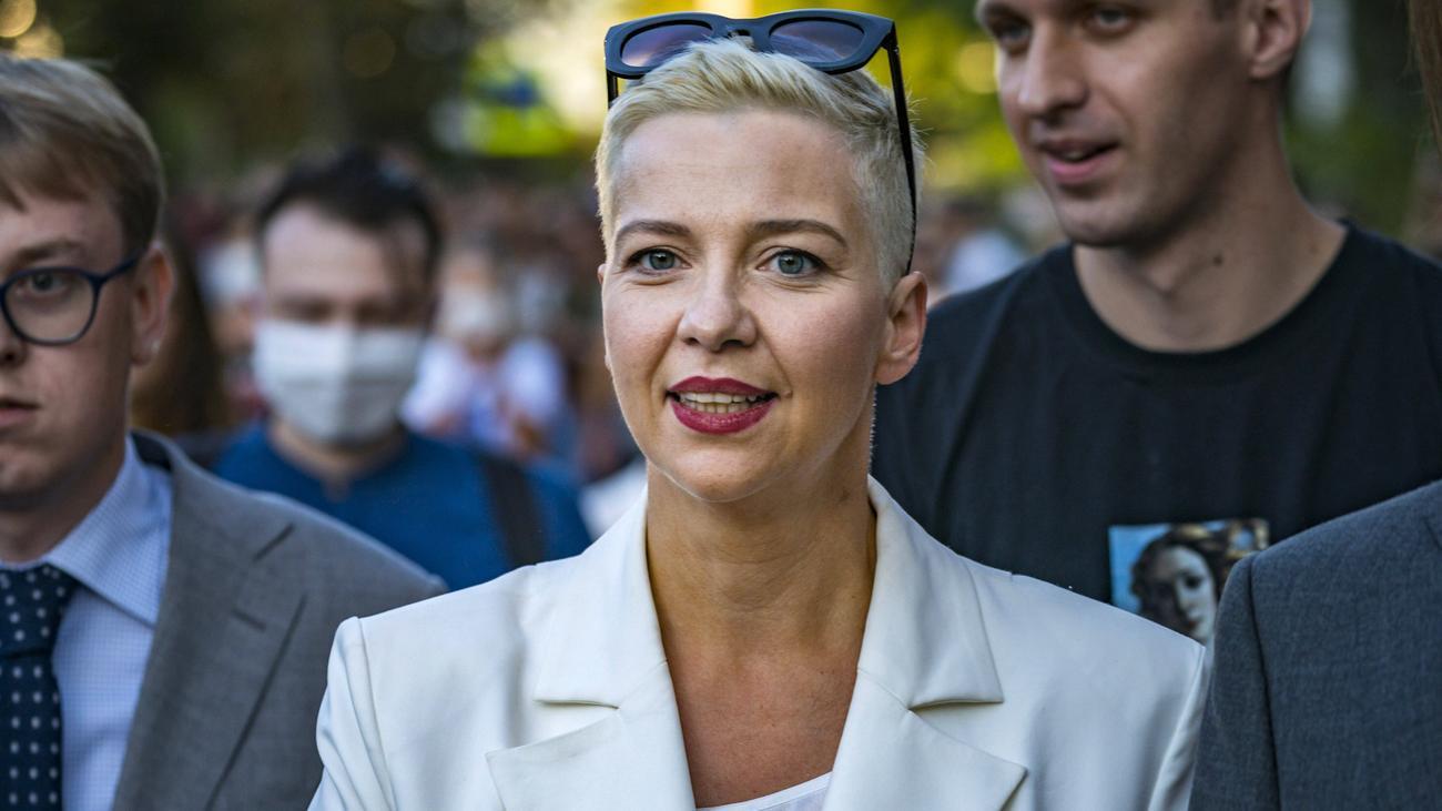 Oppositionelle Maria Kolesnikowa bleibt in U-Haft