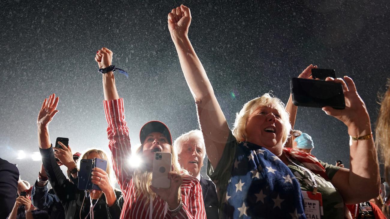 Wer rettet Amerika?