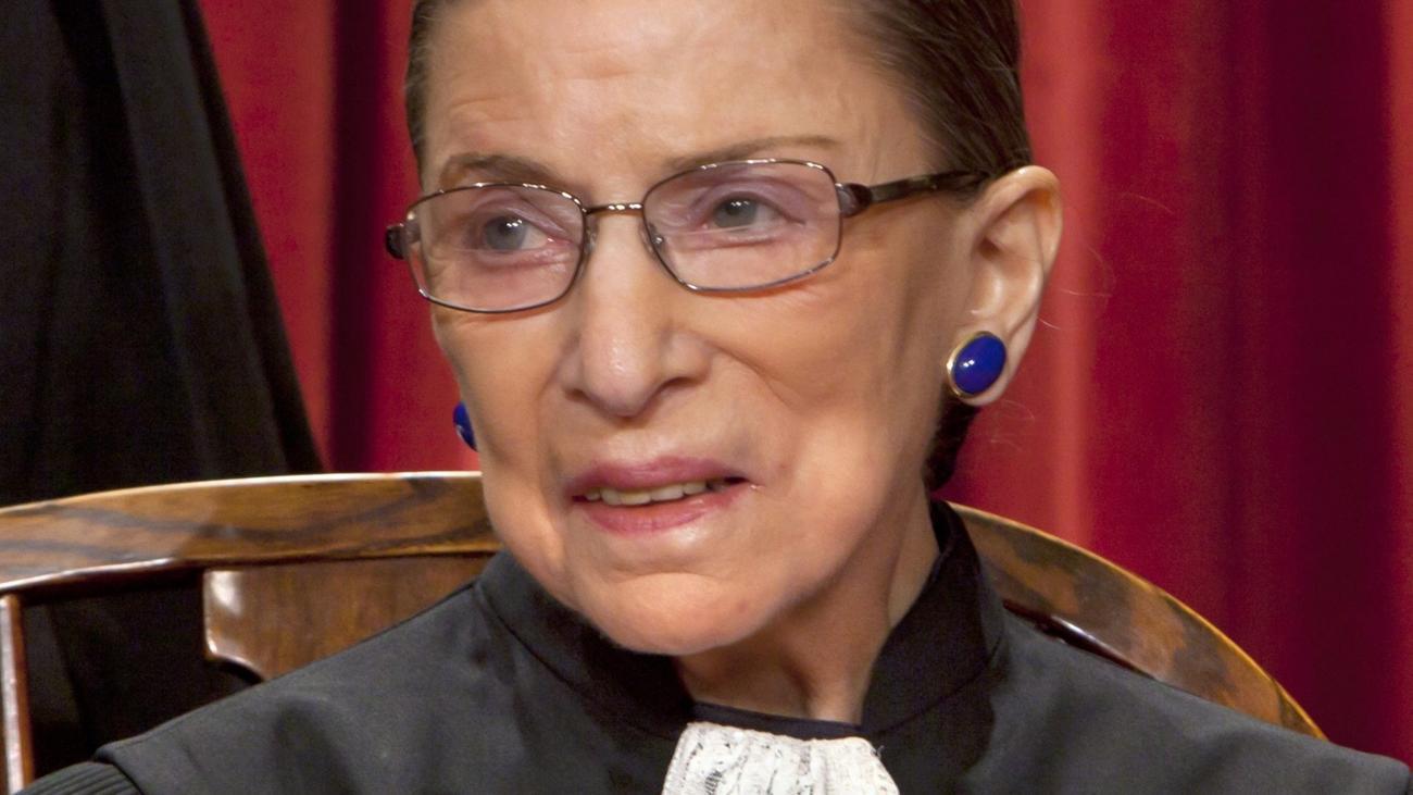 Richterin Ginsburg
