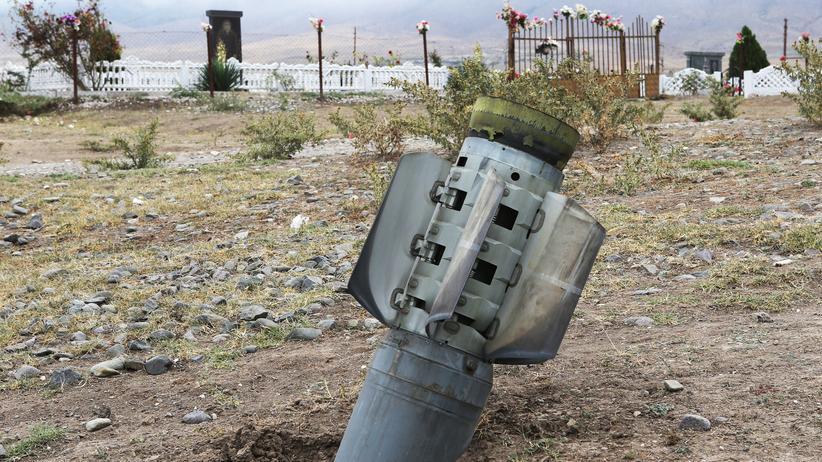 Bergkarabach Konflikt Armenien Zu Verhandlungen Uber Waffenstillstand Bereit Zeit Online