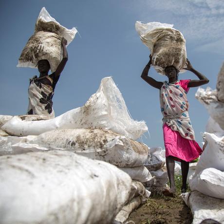Friedensnobelpreis: Hunger ist politisch