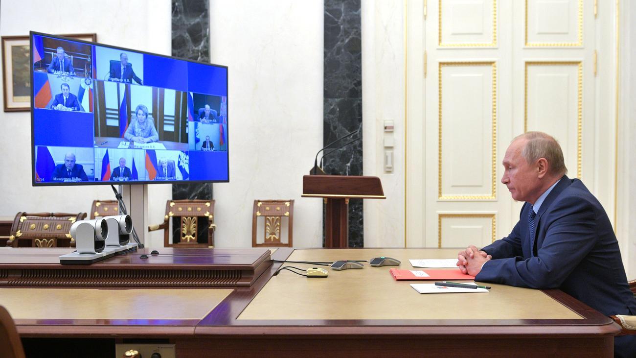 """Russland zu beiderseitigem """"Einfrieren"""" von Atomsprengköpfen bereit"""