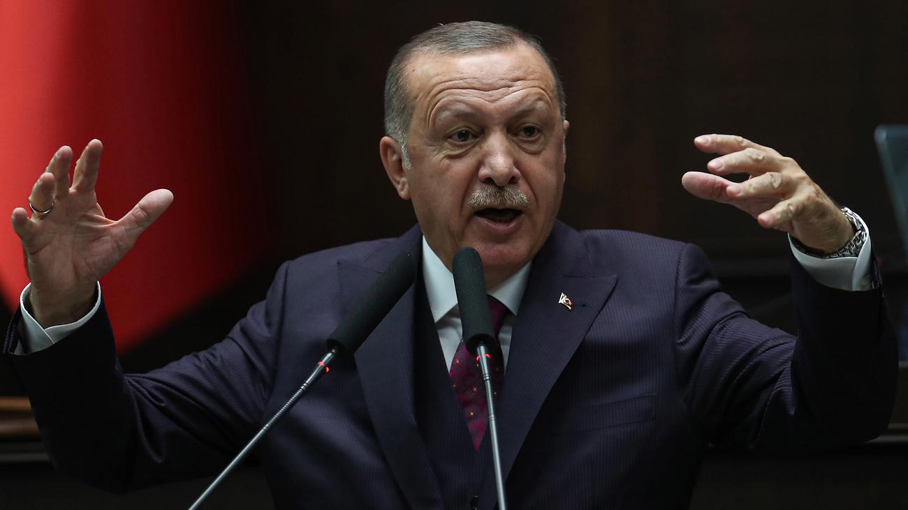 Der türkische Präsident schafft ein Klima für Gewalt