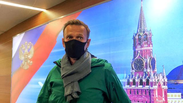 Russischer Oppositionsführer: Alexej Nawalny zu 30 Tagen Haft verurteilt