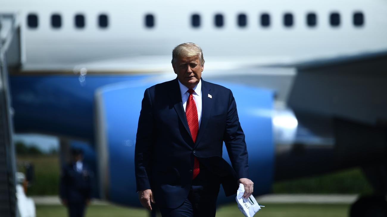 Was Donald Trump nun droht