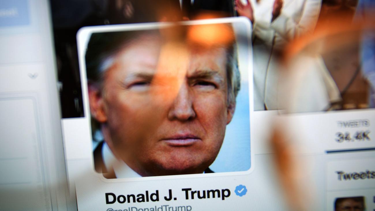 Trump Tweet Heute