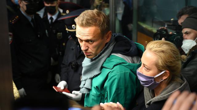 Russland: EU kritisiert Festnahme Nawalnys