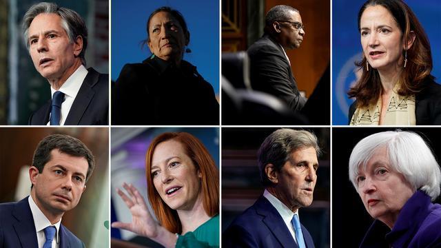 US-Kabinett: Das ist Team Biden
