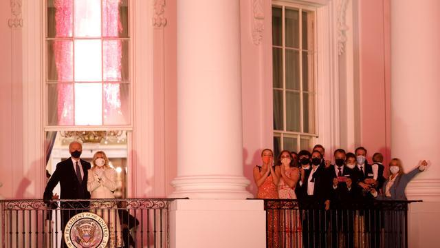 Inauguration: Washington feiert die neue US-Regierung