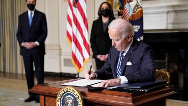 USA: Joe Biden stellt Klimaschutz ins Zentrum seiner Außenpolitik