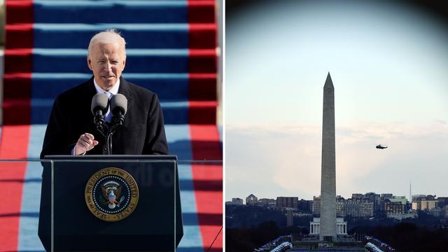 Vereidigung von Joe Biden: Das Schwerste kommt noch