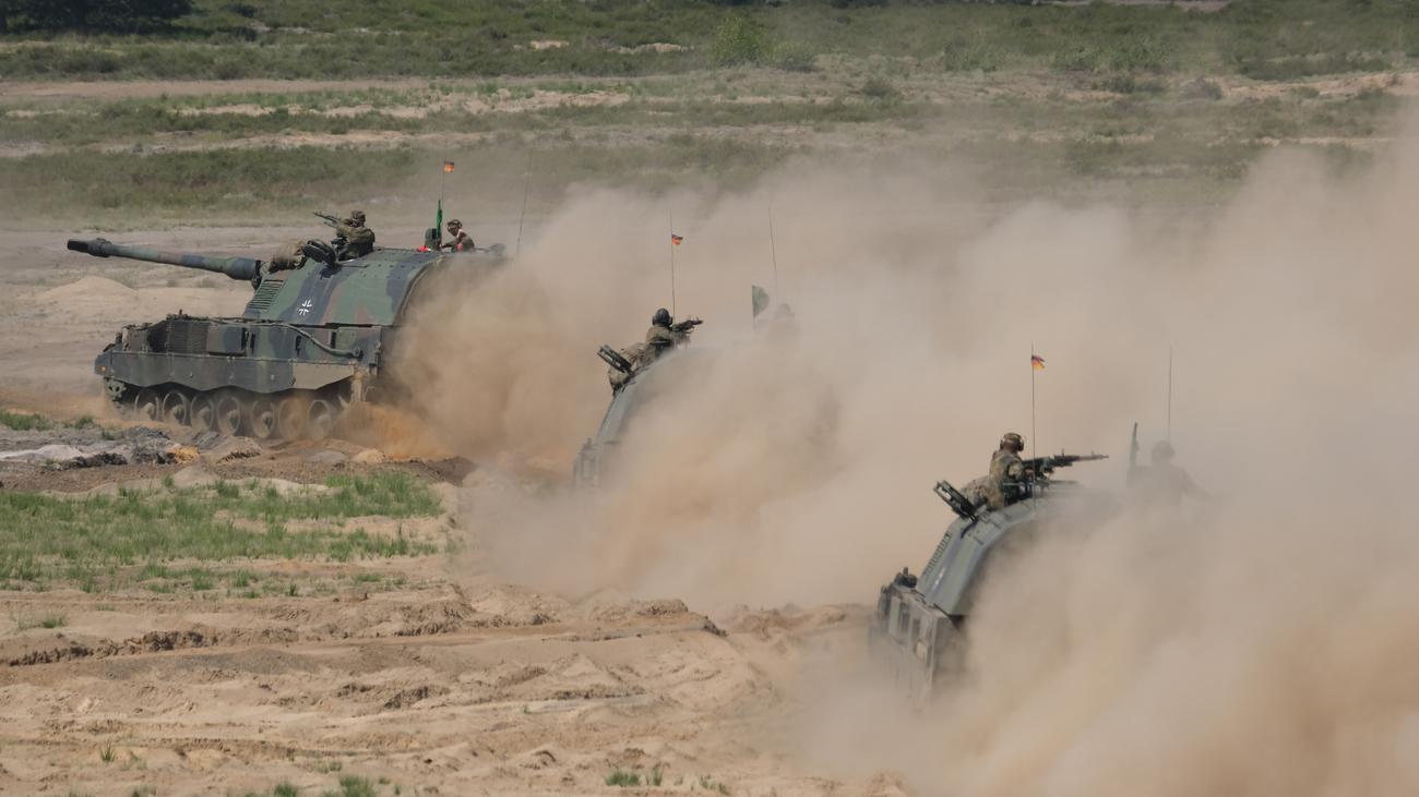 Militärausgaben 2021