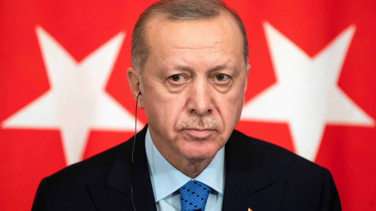 Recep Tayyip Erdoğan Alter