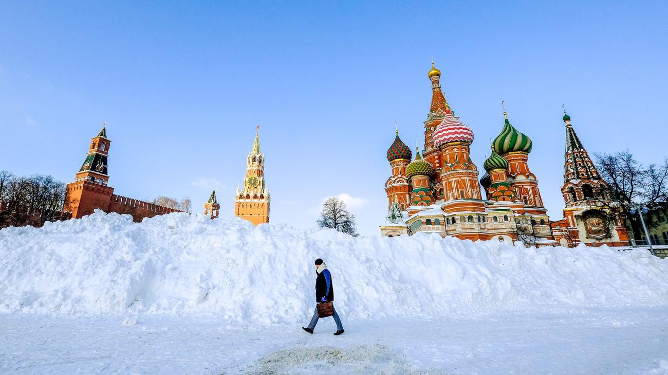 Usa Russland