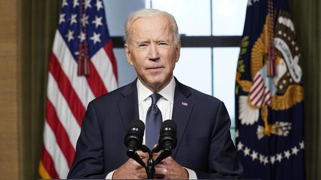 """Joe Biden: """"Es ist Zeit, Amerikas längsten Krieg zu beenden"""""""