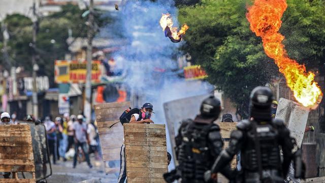 Kolumbien: Mindestens 42 Tote bei Protesten gegen Regierung