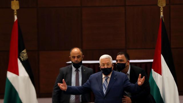 Palästinensische Gebiete: Ohne Rückhalt an der Macht