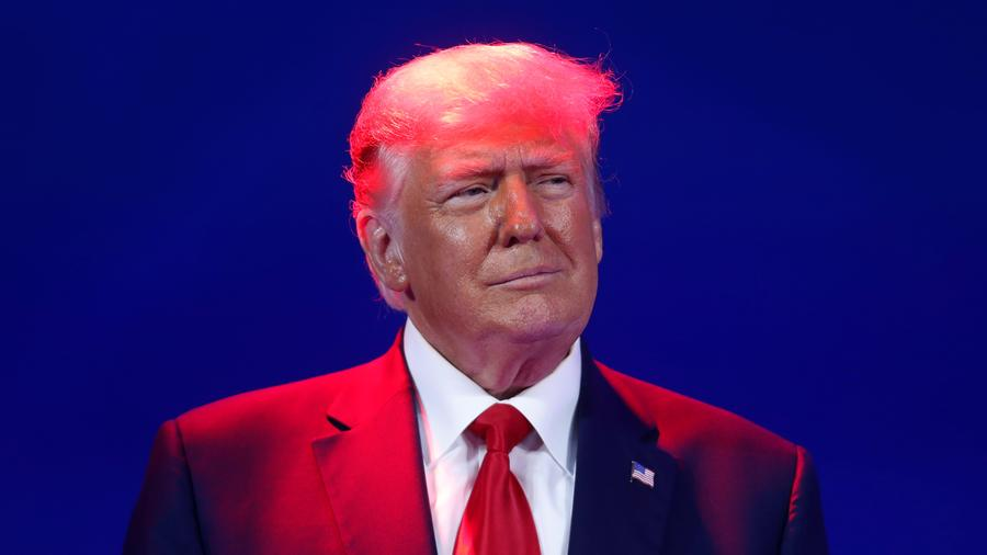 USA: Donald Trump stellt Blogprojekt ein | ZEIT ONLINE
