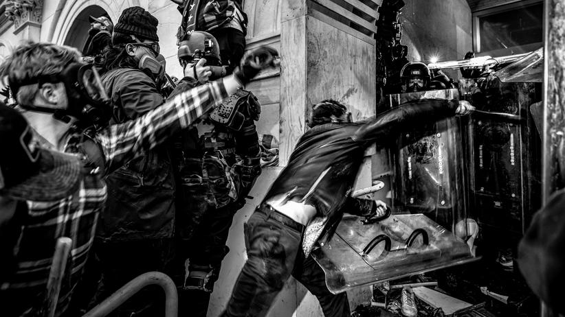 USA: Der Sturm auf das Kapitol und die Waffen