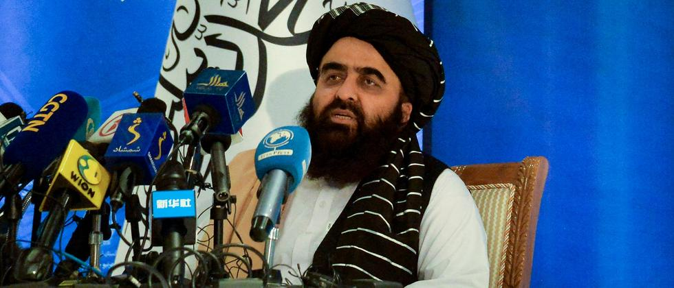 Afghanistan: Taliban kündigen Gespräche mit EU-Vertretern an