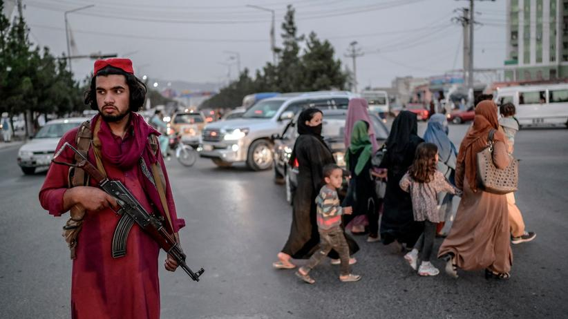 """Afghanistan: US-Regierung nennt Treffen mit Taliban """"offen und professionell"""""""