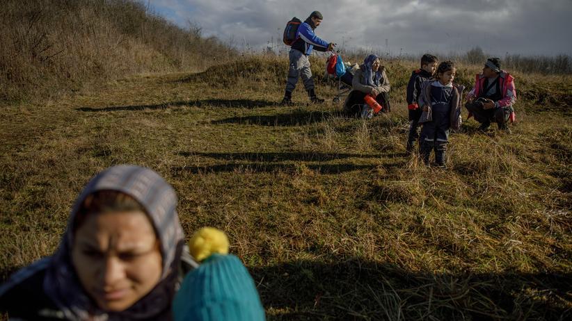 Flüchtlinge: EU-Kommission will Meldungen über Pushbacks nachgehen