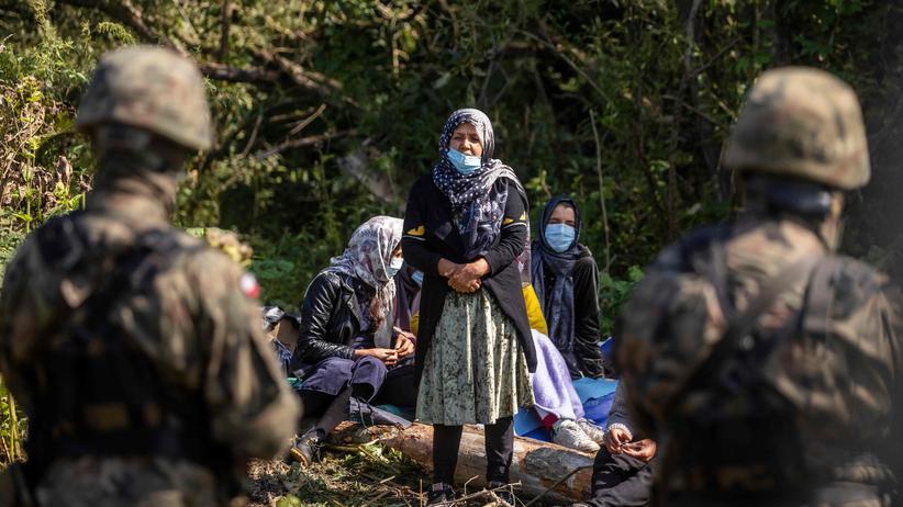 Migration: Polizeigewerkschaft fordert temporäre Kontrollen an Grenze zu Polen