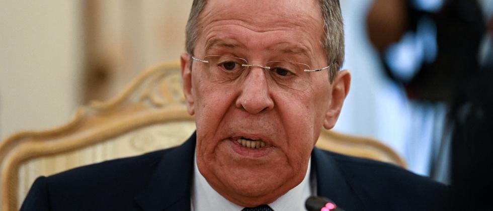 Sergej Lawrow: Russland schließt seine Vertretung bei der Nato
