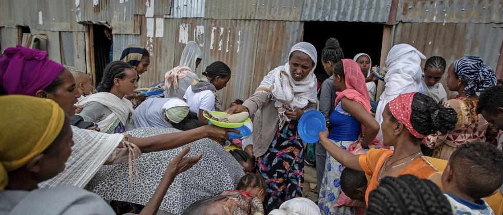 Tigray: Äthiopische Armee fliegt Angriffe auf Tigrays Hauptstadt Mekele