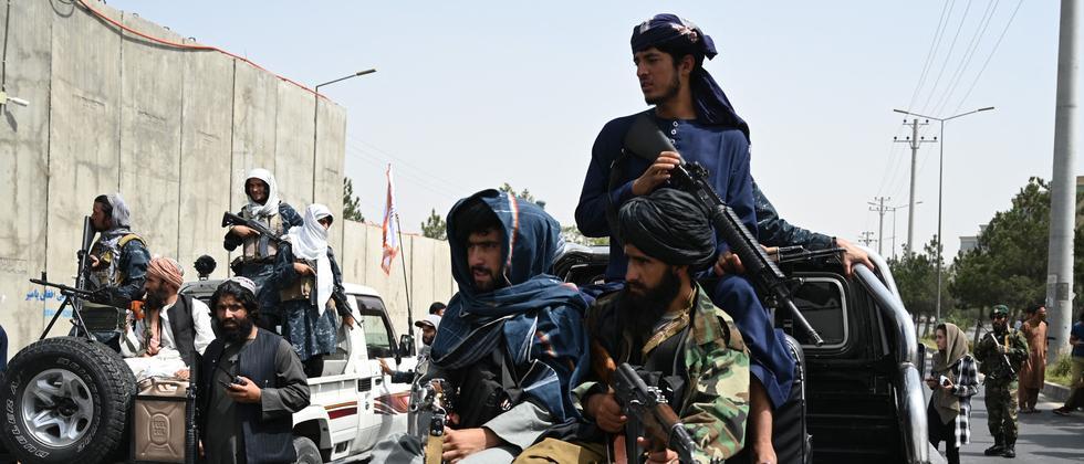 Afghanistan: USA kündigen Gespräche mit den Taliban an