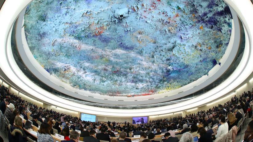 Vereinte Nationen: USA kehren in den UN-Menschenrechtsrat zurück