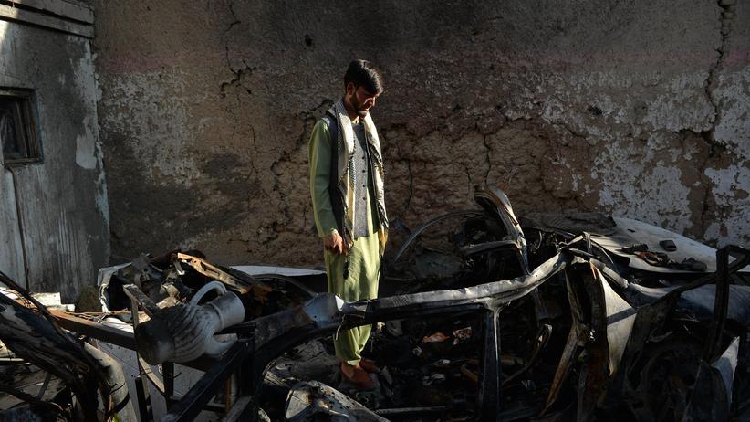 Krieg in Afghanistan: Pentagon will Opfer von US-Drohnenangriff entschädigen