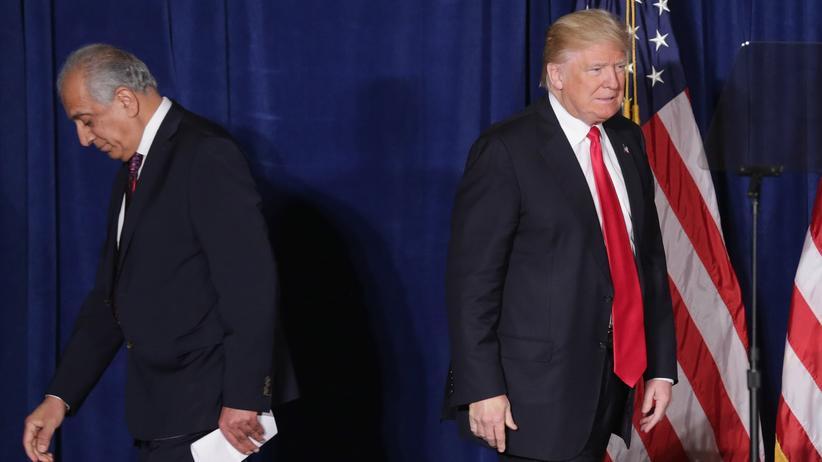 Zalmay Khalilzad: US-Sondergesandter für Afghanistan tritt zurück