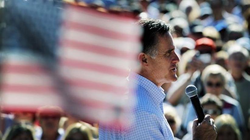 US-Vorwahlen: Der wundersame Wiederaufstieg des Republikaners Romney