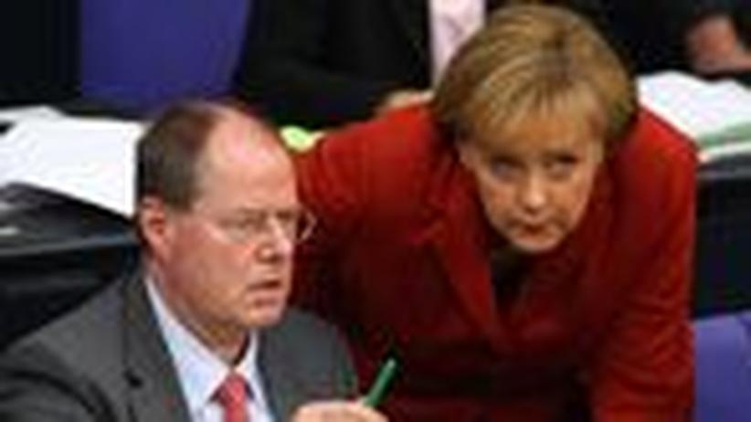 Große Koalition: Eine passable Leistung