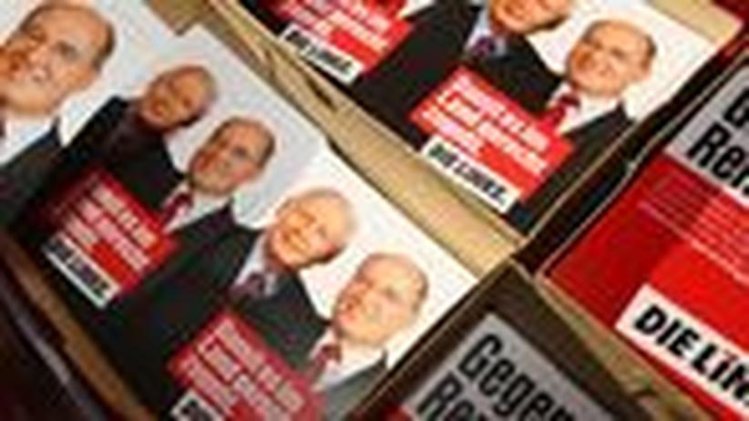 """Linkspartei: """"Absolut wählbar"""""""